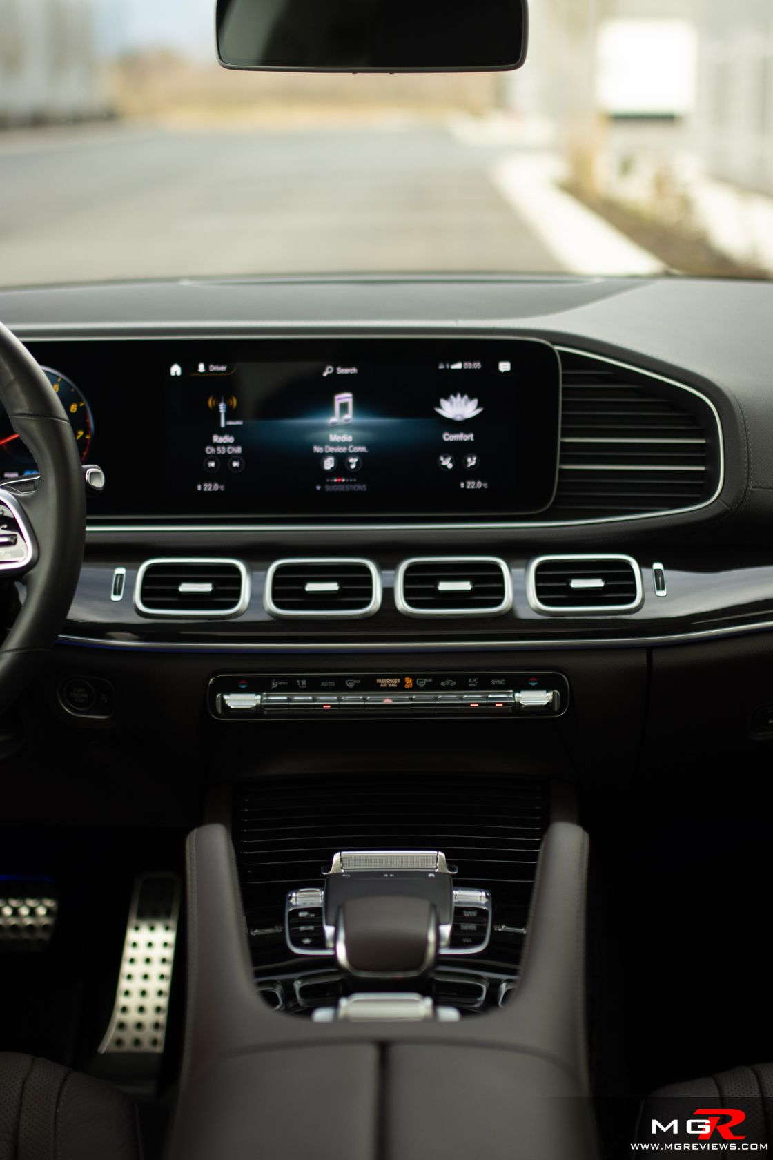 Review 2020 Mercedes Benz Gls 450 4matic In 2020 With Images Benz Mercedes