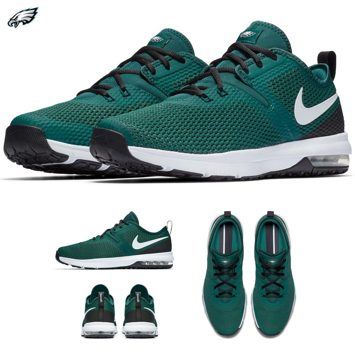 Philadelphia Eagles Nike Air Max Typha 2 Shoes NFL 2018