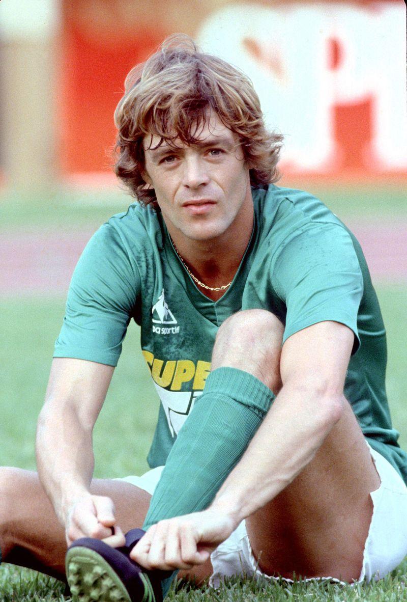 Johnny Rep 1980 Football inspirations Pinterest