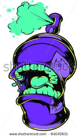 Graffiti Cartoon Stock s Graffiti Cartoon Stock graphy