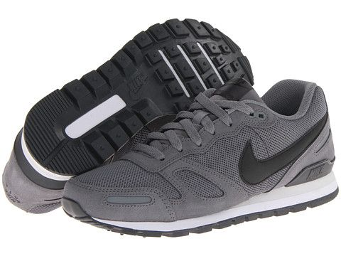 buy online 33afb 05eec Nike Air Waffle Trainer Cool Grey Anthracite Light Base Grey Black -  Zappos.com Free Shipping BOTH Ways