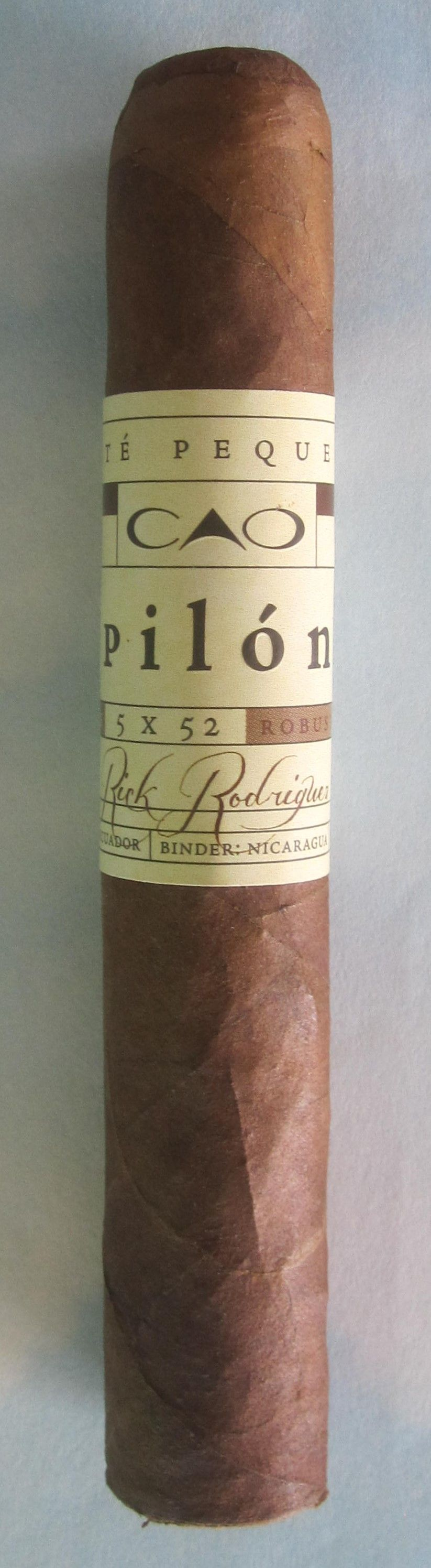 CAO Pilon Robusto Cigar