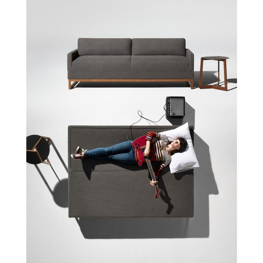 The Diplomat Sleeper Sofa Packwood Charcoal Sof 225 Cama