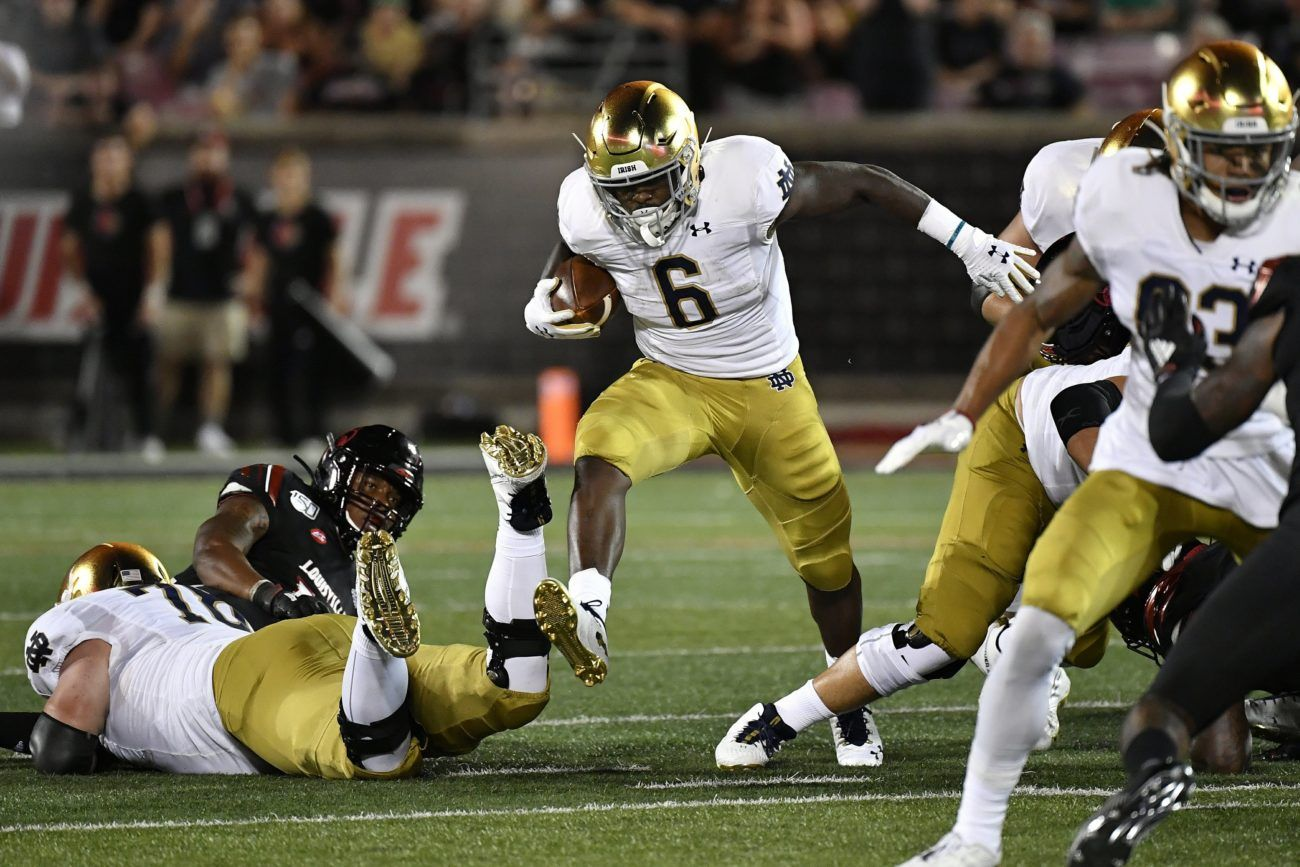 NCAA Football Preview and Prediction New Mexico and Notre