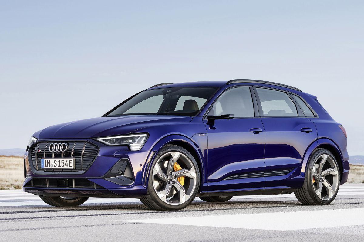 Audi etron S in 2020 Audi, Tron, Elektromotor