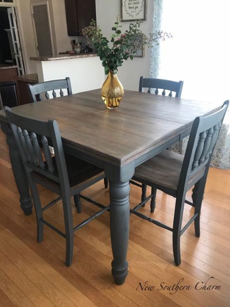 31++ Standard farmhouse table height inspiration