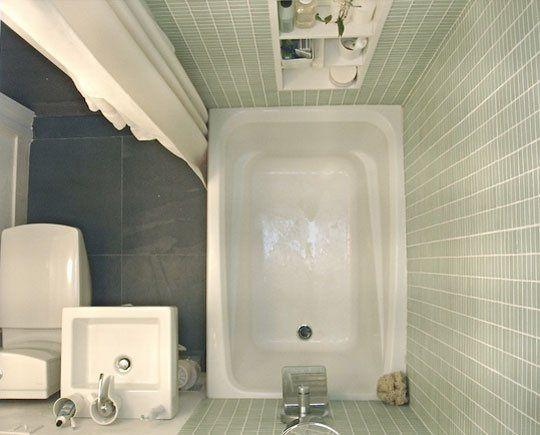Badkamer Indeling Tips : Tips for tiny bathrooms wc badkamer en huis en tuin