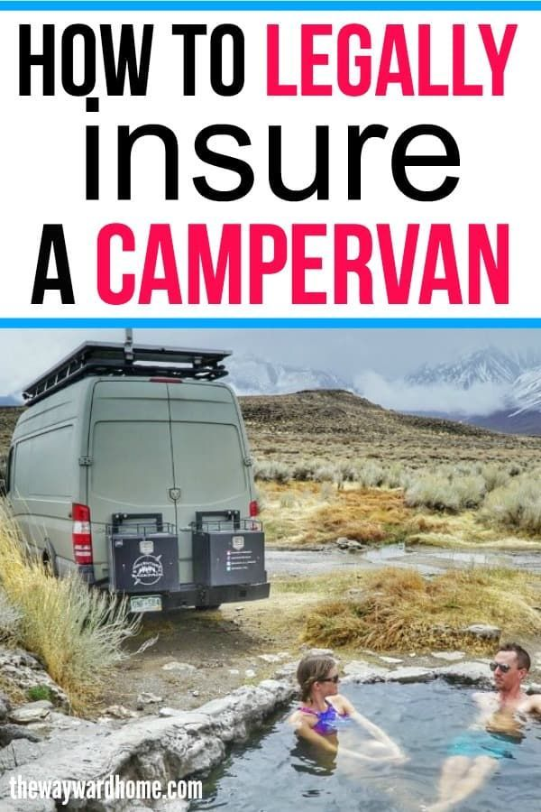 Photo of How to insure a campervan legally – tips from a van lifer – The Wayward Home