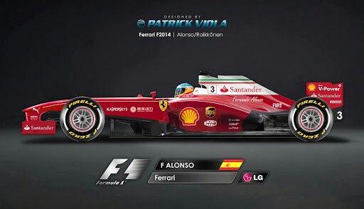 Ferrari F1 2014 Ferrari Car Ferrari Ferrari F1