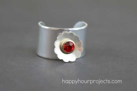 metal-work-flower-ring