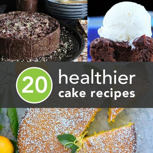 Best 25+ Healthy Cake Recipes Ideas On Pinterest