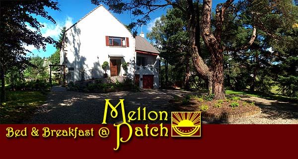Bed & Breakfast at MellonPatch: comfortable, friendly and affordable lodgings in the heart of Scotland's beautiful Strathspey country!