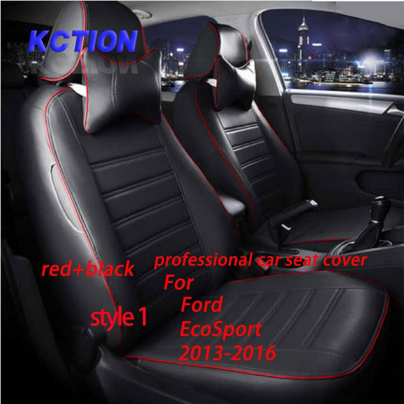 11 Colors Tailor Made Car Seat Cover For Ford Ecosport 2013 2016