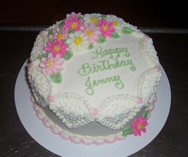 Jennys Cake Frosting Cake and Birthday cakes