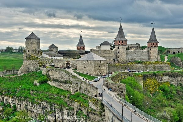 Kamyanets Podilsky - Fortress - Town