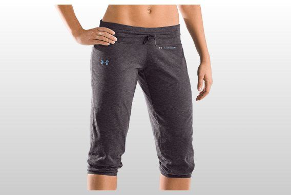 Women's UA Charged Cotton Capri Pants $34.99 these are next on my ...