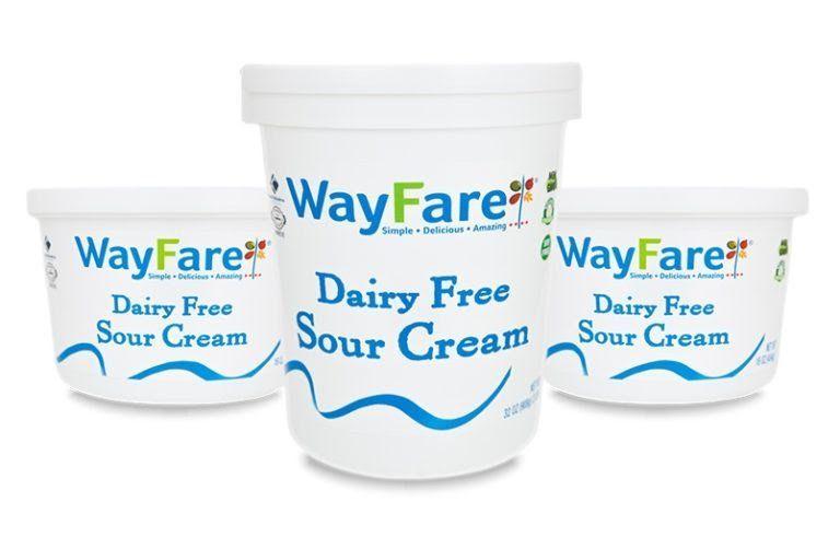 Wayfare Dairy Free Sour Cream Review Soy Free Vegan Dairy Free Sour Cream Soy Free Vegan
