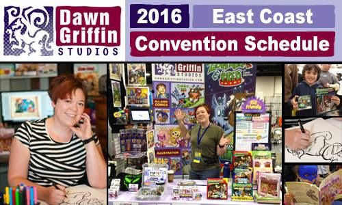 I'm bringing the cute-funny-quirky #comics & kids books to a convention near you! My Convention Schedule: http://bit.ly/1vD47P1 #art