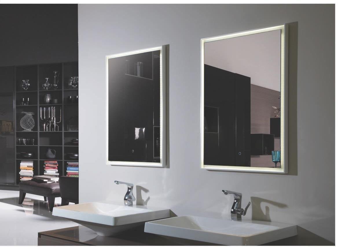 Badezimmer-eitelkeiten mit spiegeln  beleuchtete eitelkeit spiegel für badezimmer spiegel  spiegel