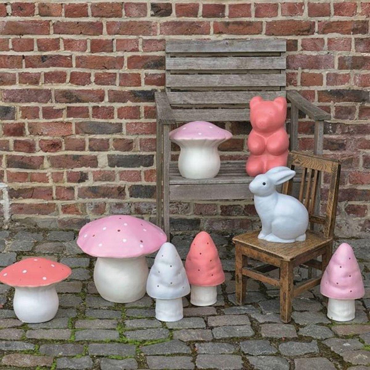 Lampe champignon grand mod/èle Peach Egmont Toys