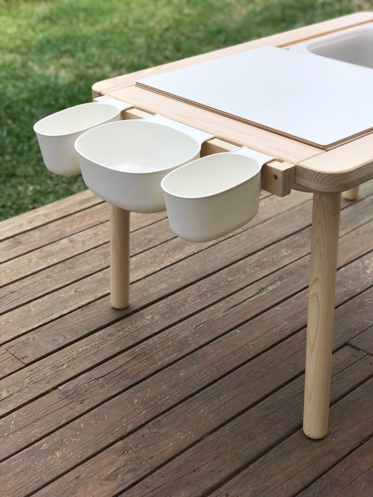 childrens outdoor furniture ikea on upgrade the flisat children s table with a simple mod ikea hackers ikea kids table kids play table ikea kids room ikea kids table