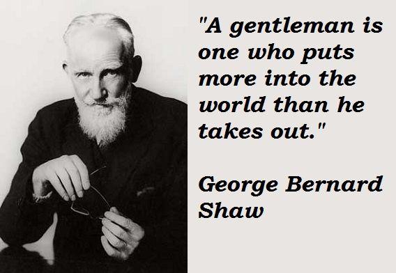 George Bernard Shaw Image Quotation #3 | George bernard shaw quotes, George  bernard shaw, Fab quotes