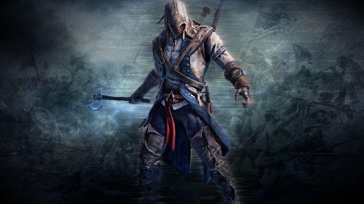 Fonds D Ecran Jeux Video Fonds D Ecran Assassin S Creed 3 Assassin S Creed 3 Assassins Creed The Assassin