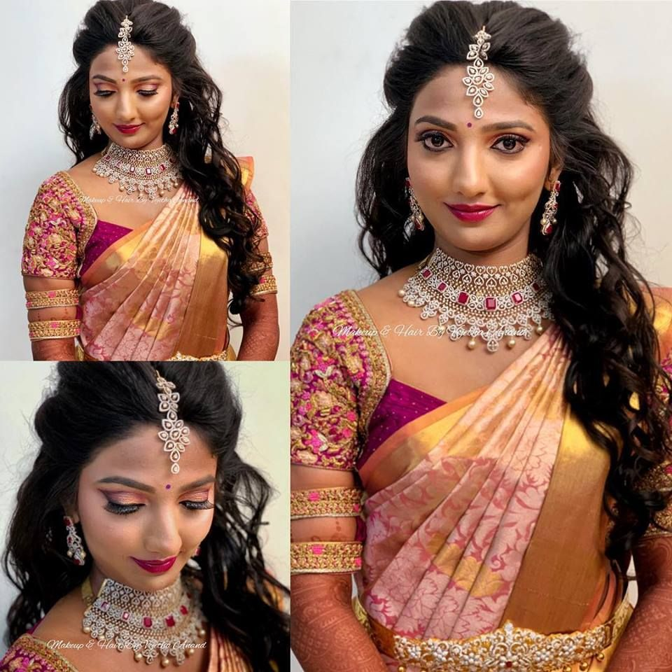 Sudha Looks Breathtakingly Gorgeous For Her Reception