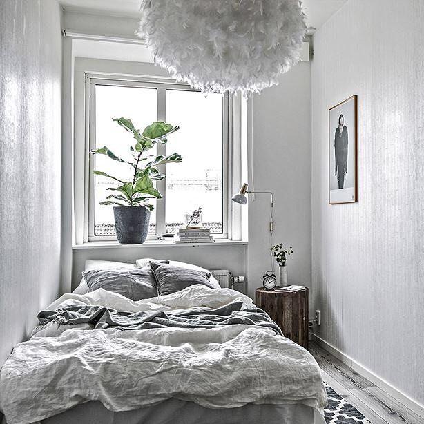 Langes Schlafzimmer Einrichten