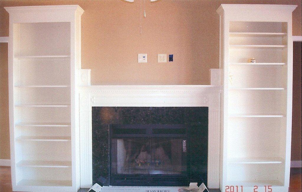 Fireplace Mantel Shelf Home Depot   Home decor   Pinterest ...