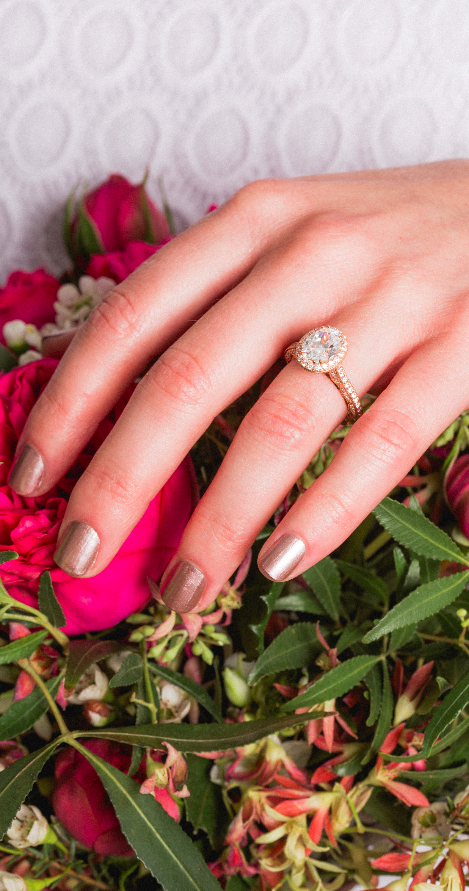 20 Stunning Diamond Engagement Rings Under $3,000   Engagements ...