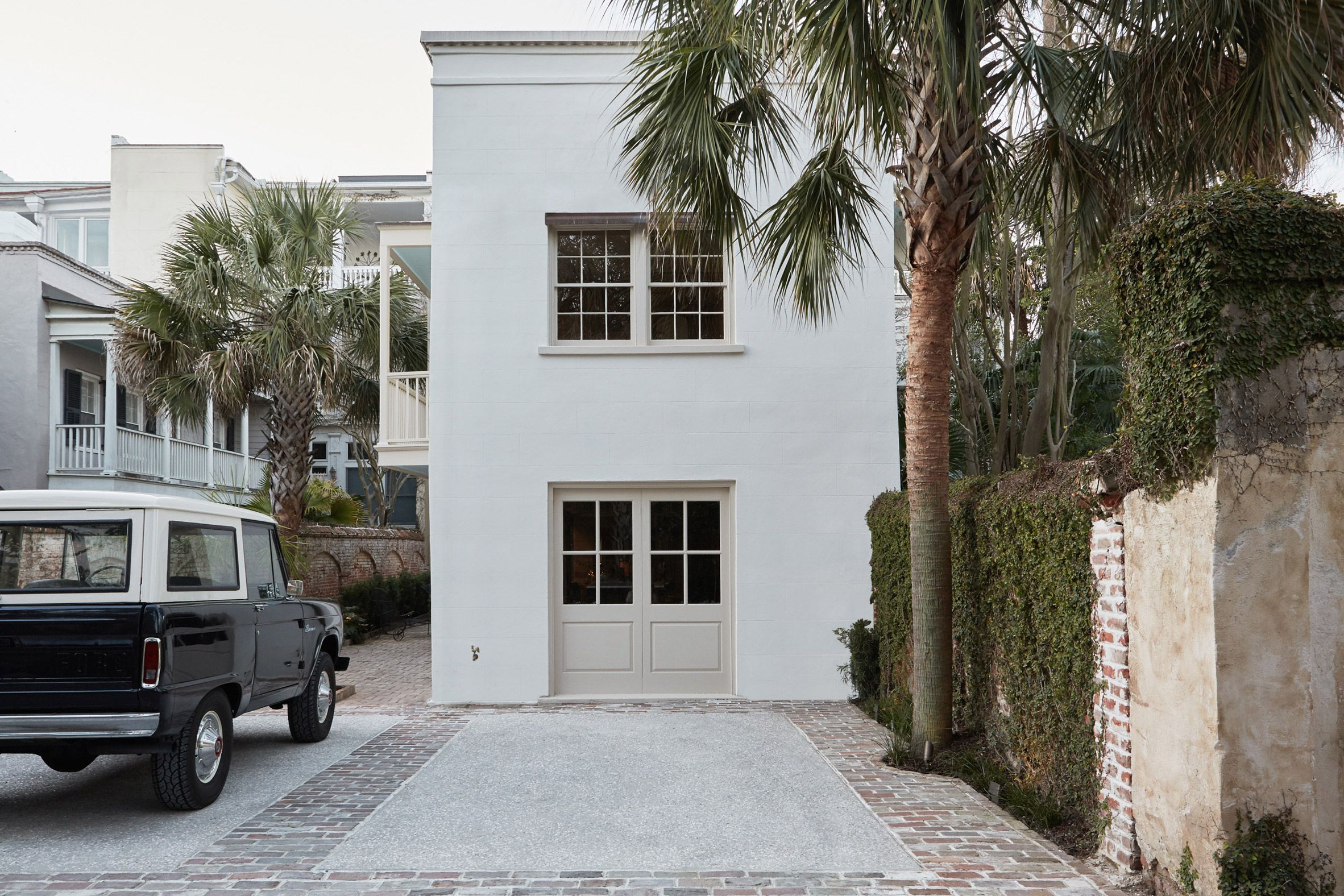Carriage House By Workstead House Redesign Brickwork Charleston Homes