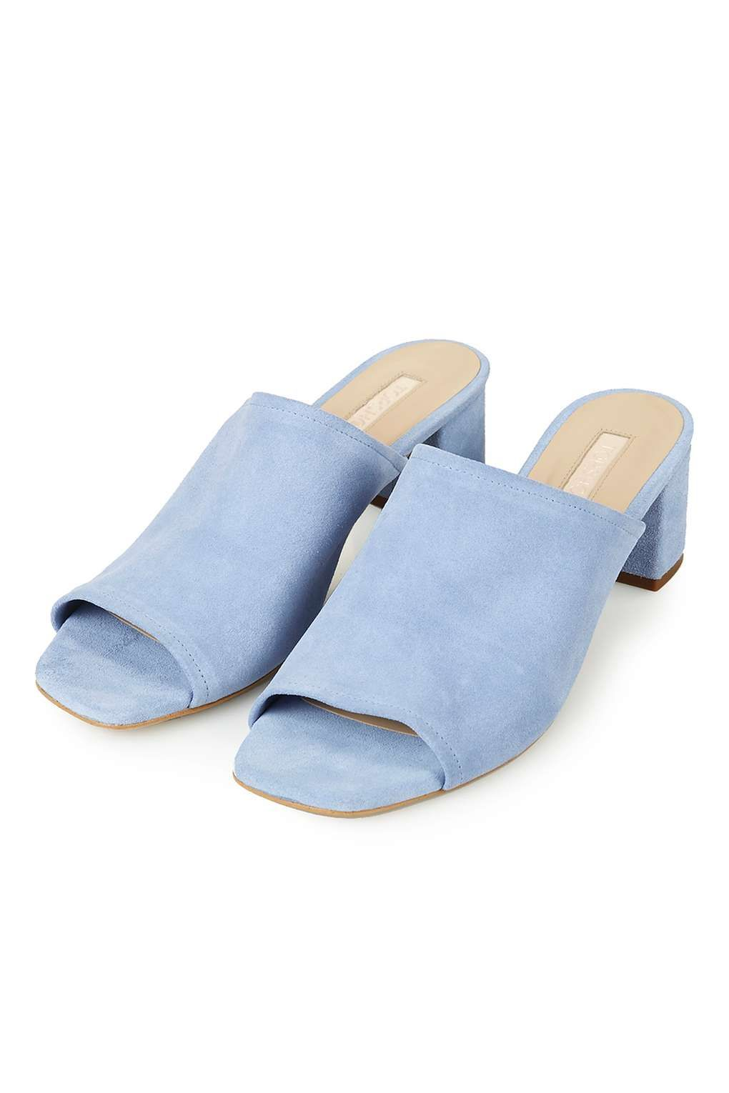 f354c68d2ac NINO Suede Mules - Shoes