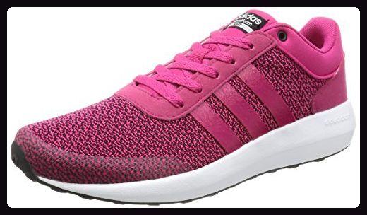 adidas Damen Cloudfoam Race W Sneaker Low Hals Pink (Rosfue/Rosfue/Ftwbla) 36 EU