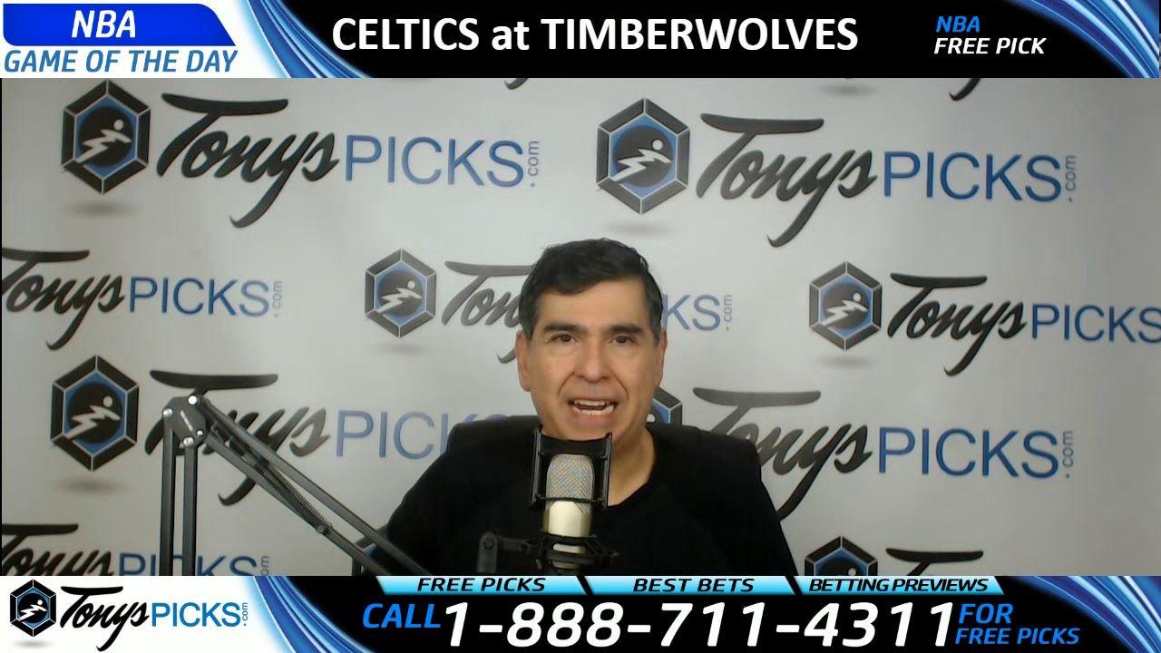 Boston Celtics vs. Minnesota Timberwolves Free Picks and