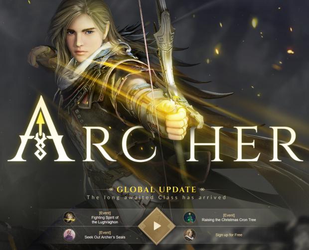 New Archer Enhanced Skills Available in Black Desert Online