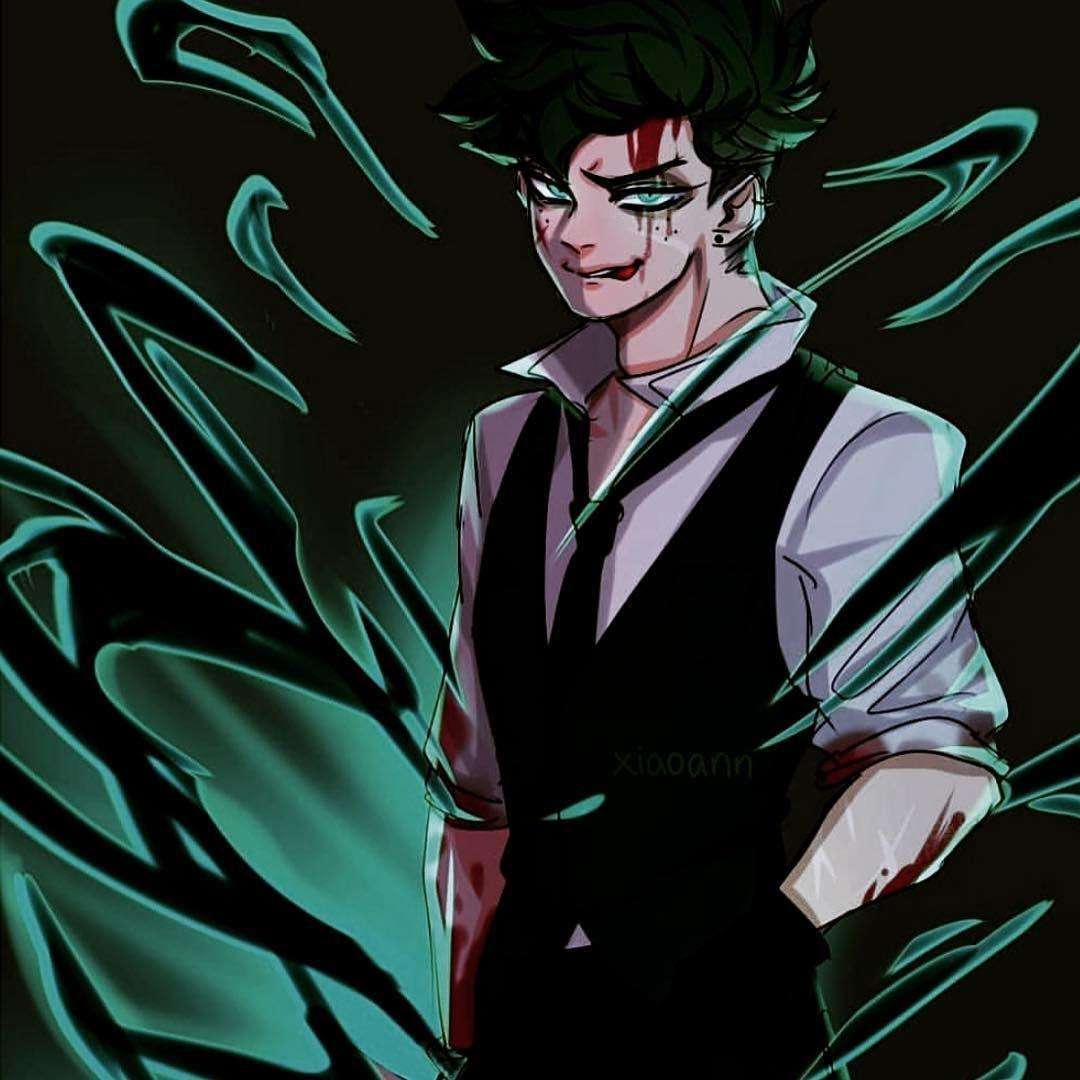 ...hot... credi Villain deku, My hero, Hero