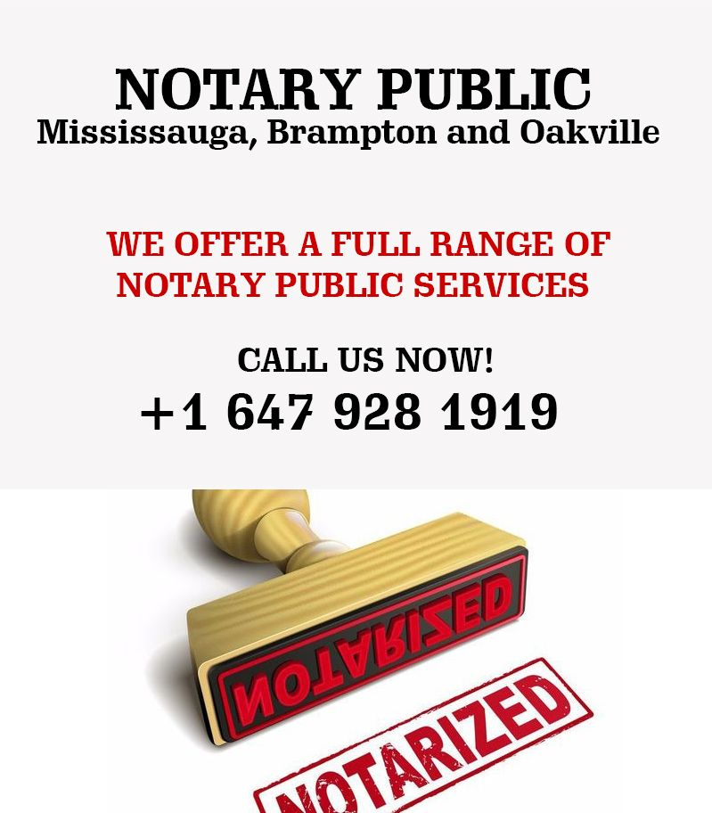 The Works Oakville >> Visit Ks Legal Firm And Get All Your Legal Notary Works Done