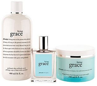 philosophy beautiful you grace fragrance 3-piece Auto-Delivery