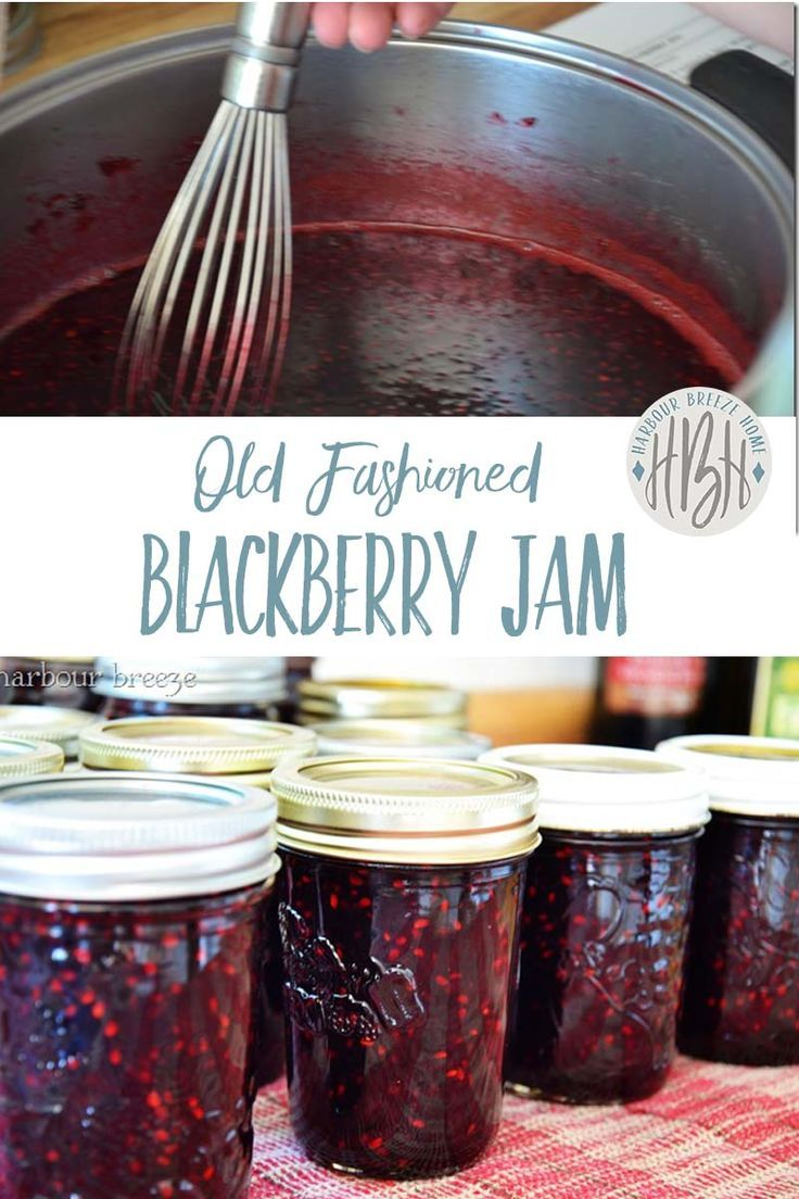 Summer recipes: jelly from jam, jam and jam 51