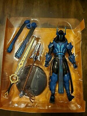 Mcfarlane Toys Fortnite The Ice King 7in Action Figure In