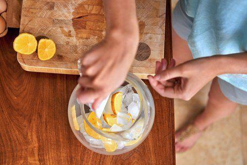 Bajar de peso en 7 días con limón limonada
