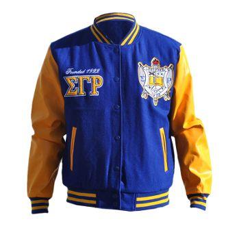 Sigma Gamma Rho Varsity Jacket