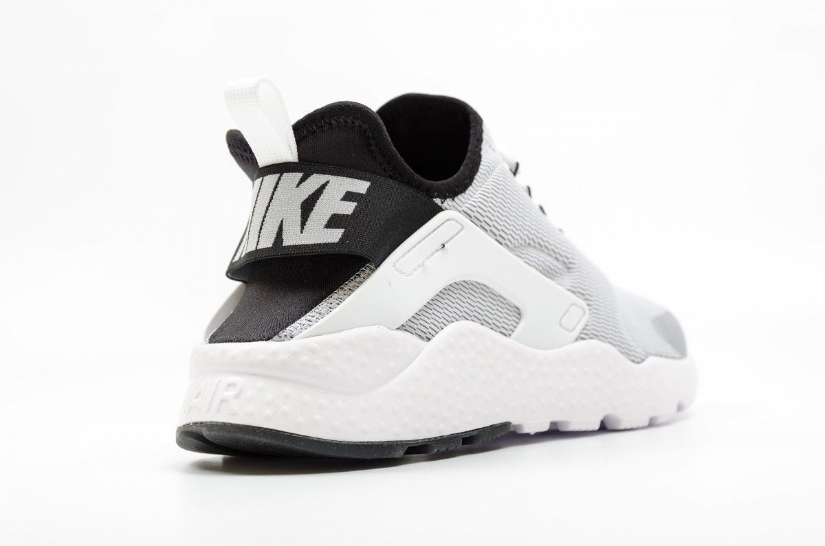 nike air huarache run ultra blancas