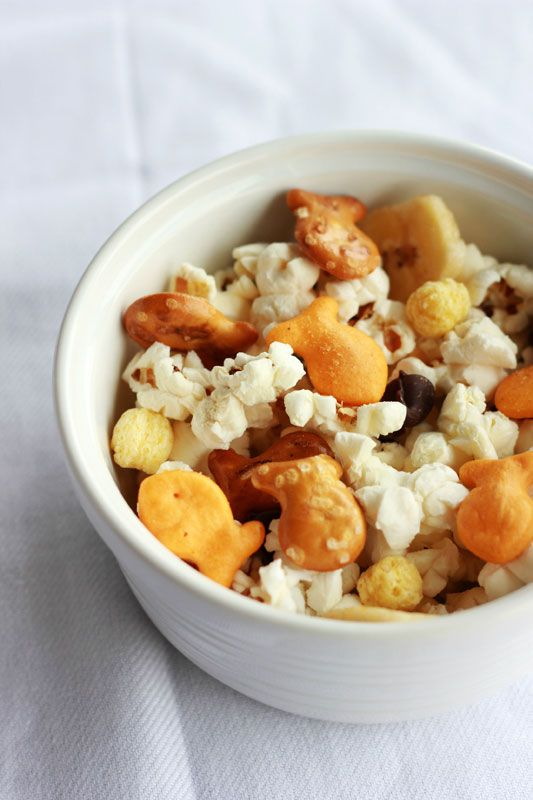 Kids Trail Mix Bar with Goldfish® Crackers