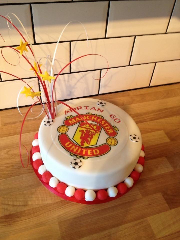 Football Club Cake Allsorts Cakes Pinterest Cake