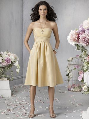 I like this dress... it is sweet and totally reusable!