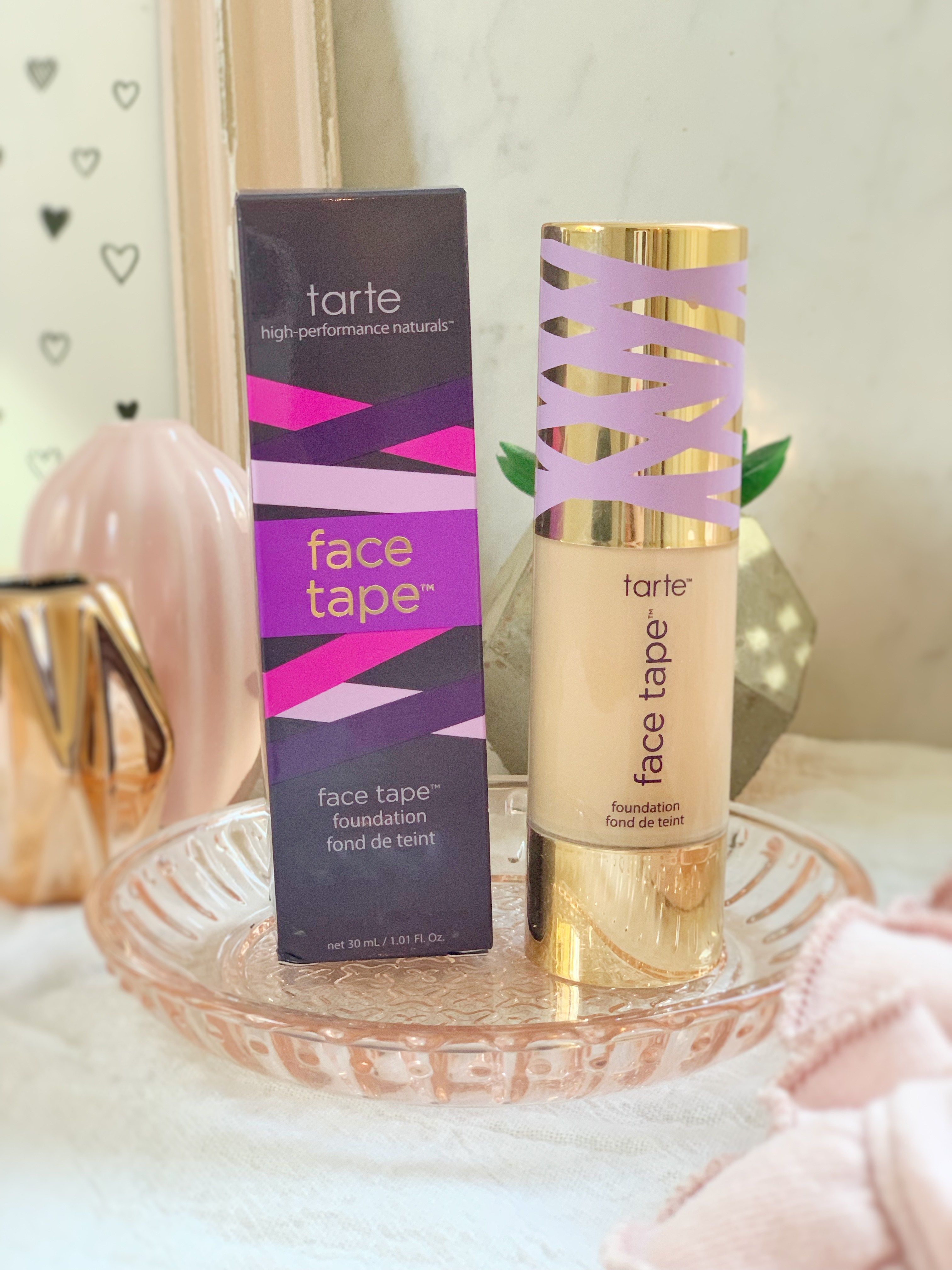 Tarte Face Tape Foundation Review & Thoughts The
