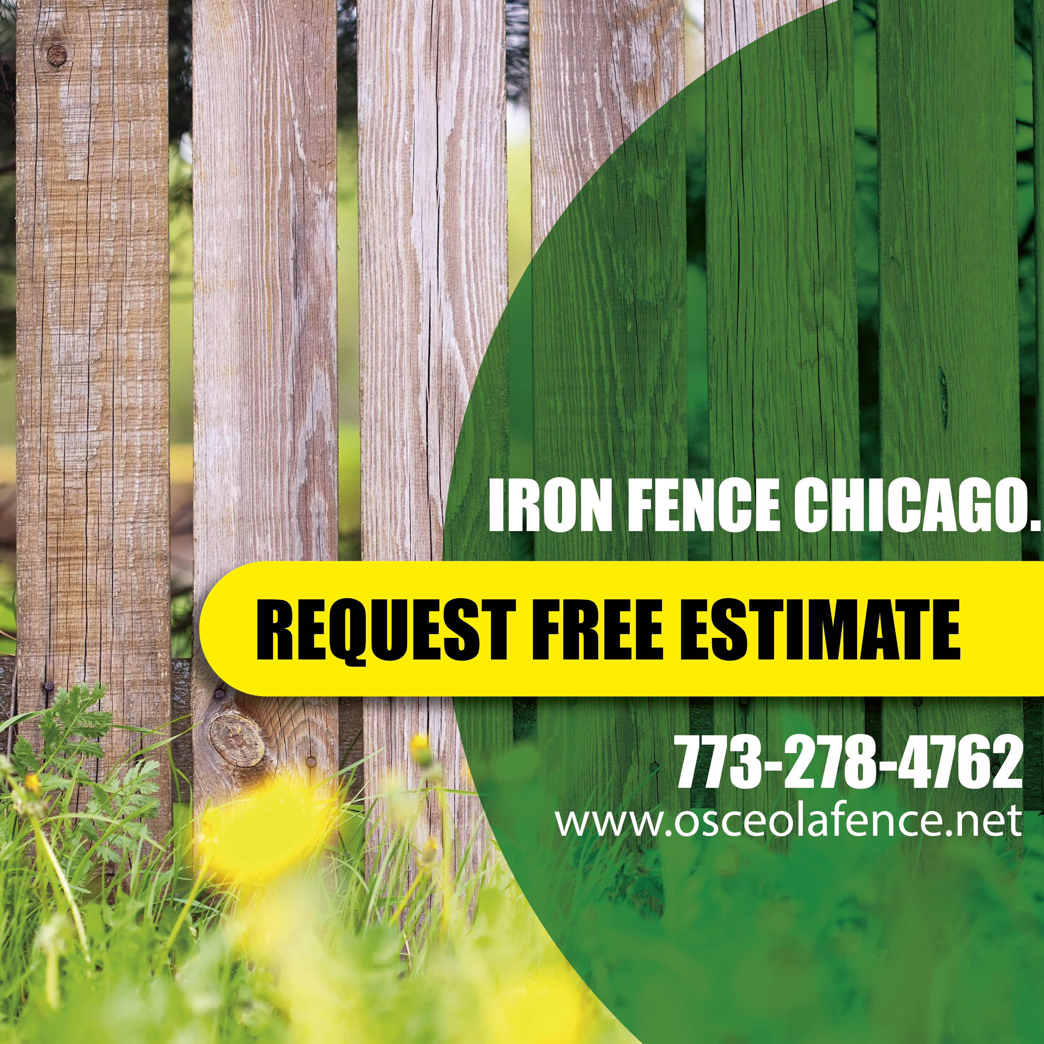 Osceola Fence Corporation Is The Number One Industrial Fence Company And We Will Provided A Large Selectio Wood Fence Installation Wood Fence Fencing Companies