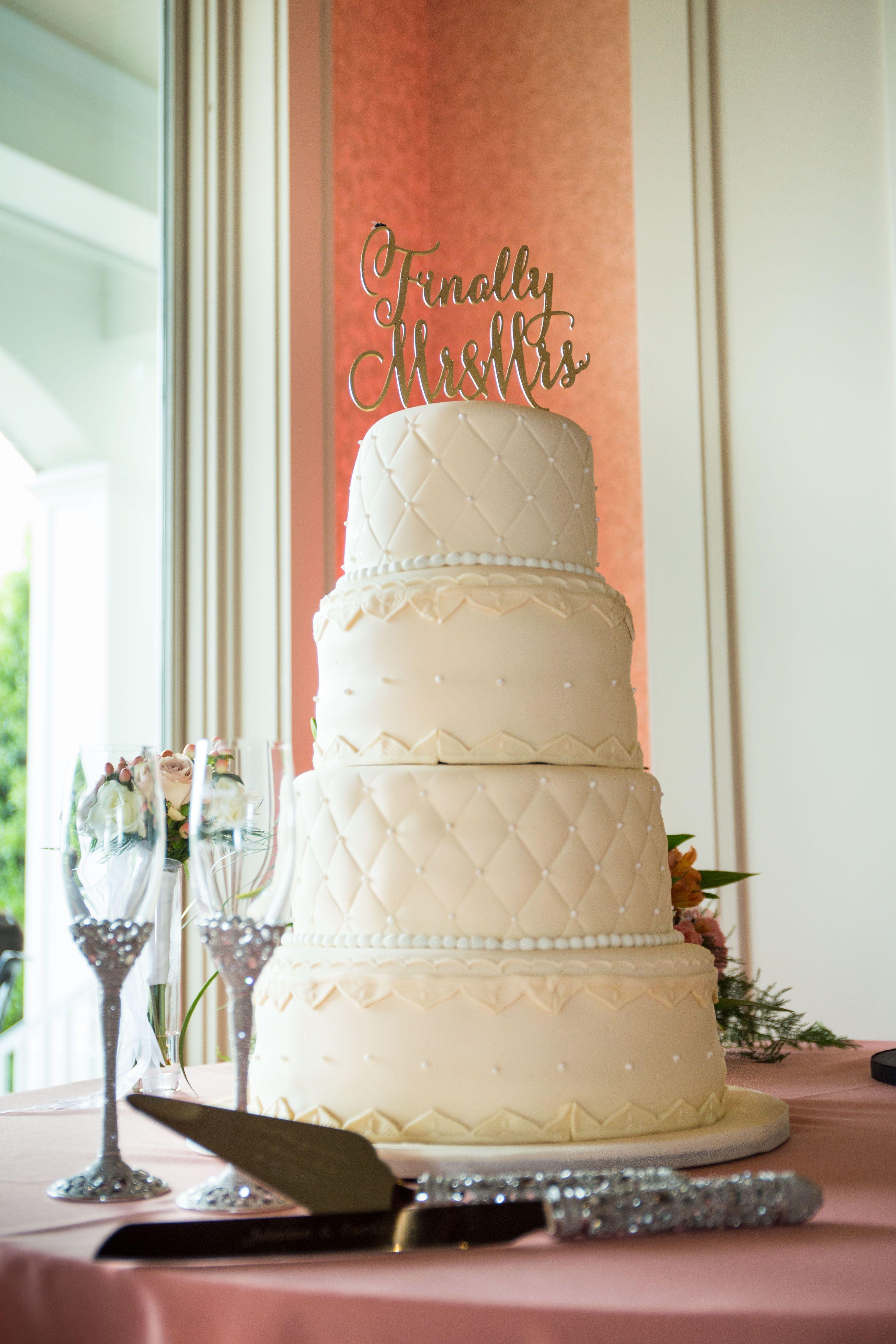 Sweet Colorful Wedding